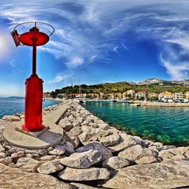 Interesting 360° virtual tour accomplished in cooperation with Podgora Toursit Board